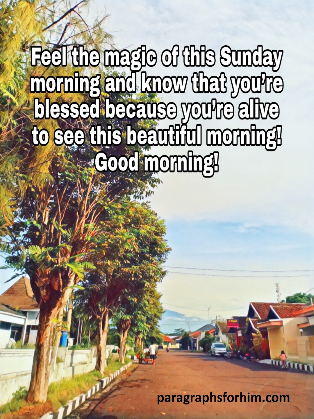 Happy Sunday Beautiful Message for Your Love