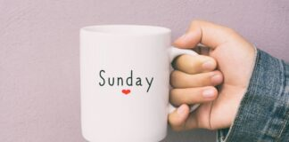 Happy Sunday Paragraphs for Him and Her